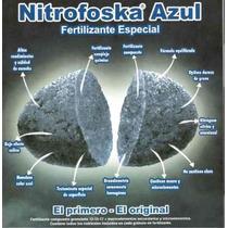 Fertilizante Nitrofoska
