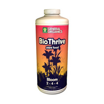 Fertilizante Biothrive Bloom 946ml / Hidroponía / Orgánico