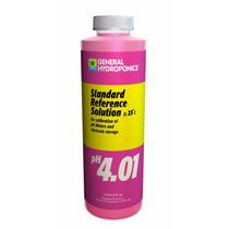 Liquido Para Calibrar Medidor De Ph 4.01 237ml / Hidroponía