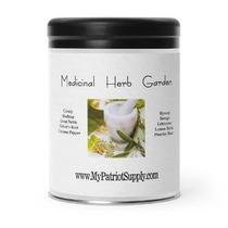 Medicinal Herb Garden - Paquete De Semillas 10 Variedad 100%