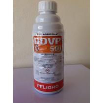 Ddvp 500 Insecticida A Base De Diclorvos Uso Agricola