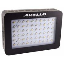 Lámpara Led Luz Invernadero Hidroponía Interior 300w Apollo
