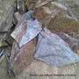Fachaleta Piedra Laja Natural Diamante O Exótica Rompecabeza
