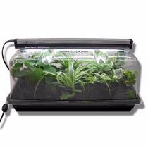 Mini Invernadero Estación Germinado Con Lámpara 18 Plantas