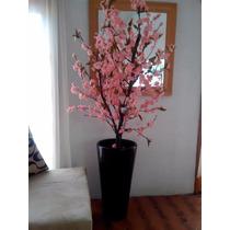 Árbol Flor De Cerezo Artificial