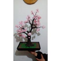 Arbol Bonsai Artificial-sakura-cerezo