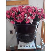 Arreglo Floral Artificial Pensamiento