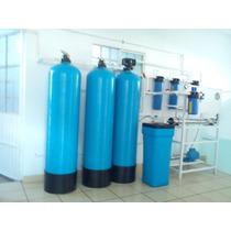 Filtro Suavizador Ablandador Purificador De Agua - Resina