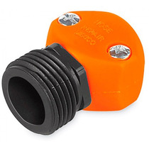 Conector Plastico Macho De 1/2 Pulgada Truper 12710