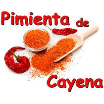 Semilla De Pimienta De Cayena O Pimiento De Cayenne Chile