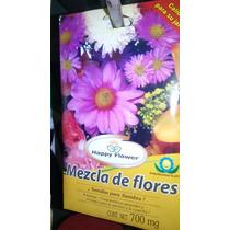 200mg De Semillas De Flores Mixtas! Jardin Seeds Raras Flor