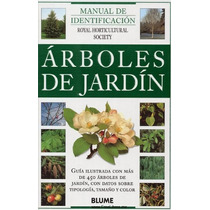 Árboles De Jardín - Libro