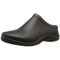 Mujeres Pantanos Stewart Slip Zapato De Trabajo Resistente