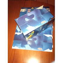 Lote 9 Caja Transportadora Plegable Emergencia Ave Raton E4f