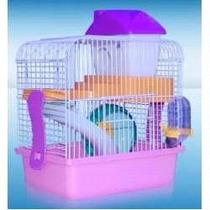 Jaula Para Hamster, Varios Colores