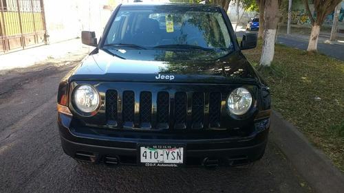 Jeep Patriot 5p Base Cvt A/a Abs B/a 4x2 2013