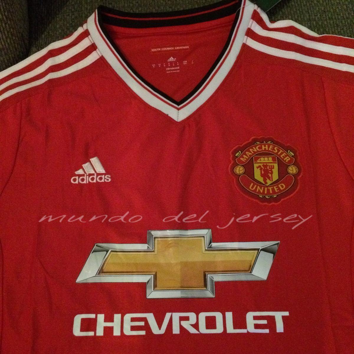 Jersey manchester united 2015 online ziureti