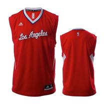 Jersey Nba Los Angeles Clippers No Pirata! !envío Gratis!