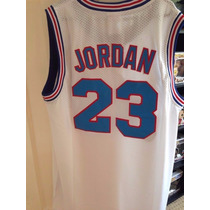 Jersey Michael Jordan Retro Space Jam Basketball Bugs Bunny
