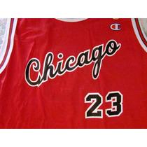 Jersey Jordan 23 Chicago Bulls 80s-90s Especial Edicion