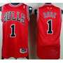 Jersey Adidas D-rose Nba Original