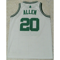 Jersey Nba, Large Adulto, Ray Allen, Adidas, Boston Celtics