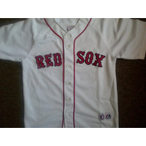 Jersey Mlb Niño (a) Yankees New York-medias Rojas Boston