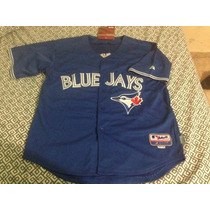 Jersey Beisbol Mexicano Roberto Osuna #54 Azulejos Toronto