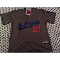 Jersey Los Angeles Dodgers 23 Adrian El Titan Gonzalez