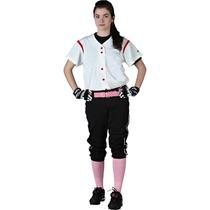Jersey Rawlings Para Dama Softbol Talla L,xl Y 2xl