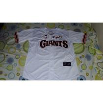 Jersey Beisbol Mlb Gigantes San Francisco Madison Bumgarner