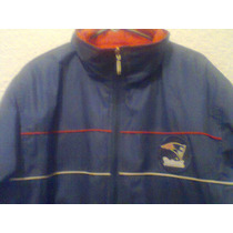 Chamarra Doble Vista Nfl Apparel New England Patriots Grande