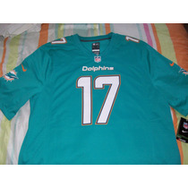 Jersey Nike - Dolphins 17 (tannehill)