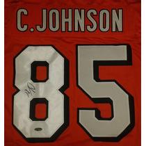 Jersey Autografiado Firmado Chad Johnson Cincinnati Bengals