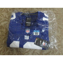 Nfl Jersey Large Nike New York Giants Eli Manning Gigantes
