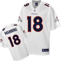 Jersey Nfl Peyton Manning # 18 Broncos De Denver