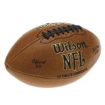 Wilson F1845 Nfl Último Juego Composite Football (tamaño Ofi