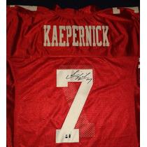 Jersey Autografiado Colin Kaepernick San Francisco 49ers Nfl
