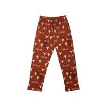 Texas Longhorns Ncaa Pantalon Pijama Mod Concept M Nueva