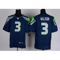 Nfl Jersey #3 Wilson, #24 Lynch , #25 Sherman, Seahawks!