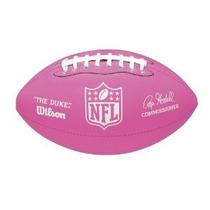 Wilson Mini Soft Touch Nfl Fútbol (rosa)