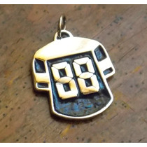 Jersey De Plata Personalizado: Número, Nombre, Color Cadena