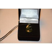 Dije / Amuleto De Jade Oscuro Neozelandés Forma De Espiral