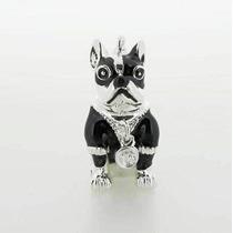 Dije-perro-plata.925-esmaltado-varios Colores-flete Gratis