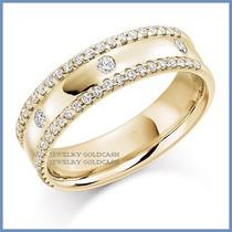 Argollas De Matrimonio Mod. Rolex Oro Amarillo 14k Solido