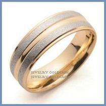 Argollas De Matrimonio Mod. Scarlett Oro Amarillo 14k Solido