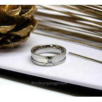 Anillo De Matrimonio De Acero Inoxidable 316l Para Parejas
