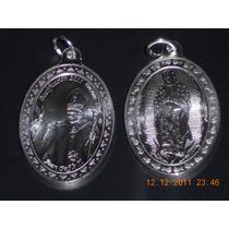 Medalla Virgen De Guadalupe Y Beato Juan Pablo Ii (cuni)