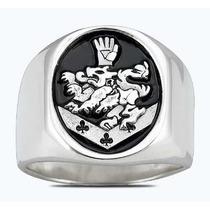 3553 Anillo Crepusculo Twiligh Escudo De La Familia Cullen