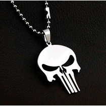 Dije Punisher Varios Superheroes Naruto,etc